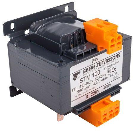 Transformator 1-fazowy STM 100VA 400(230)/24V 16224-9907