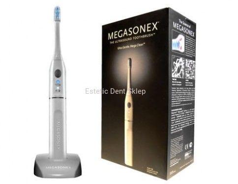 Megasonex M8 - Ultradźwiękowa Szczoteczka Soniczna