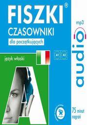 FISZKI audio j. włoski Czasowniki dla początkujących - Audiobook.