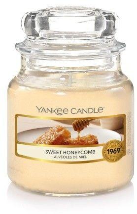 Yankee Candle Yankee Candle Sweet Honeycomb świeczka zapachowa 104 g
