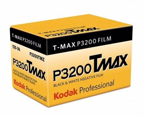 Film B&W Kodak T-MAX P3200 135/36
