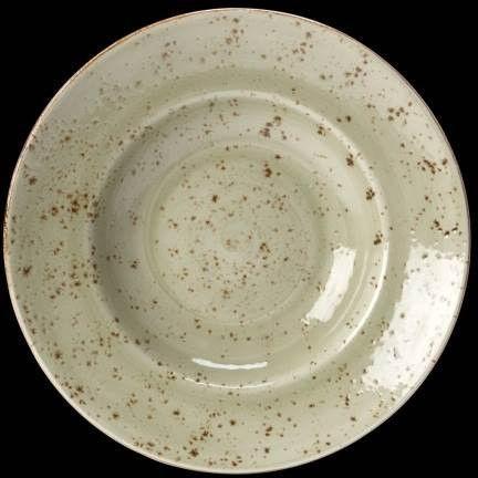 Talerz głęboki Nouveau Bowl 345 ml zielony Craft Steelite 11310372