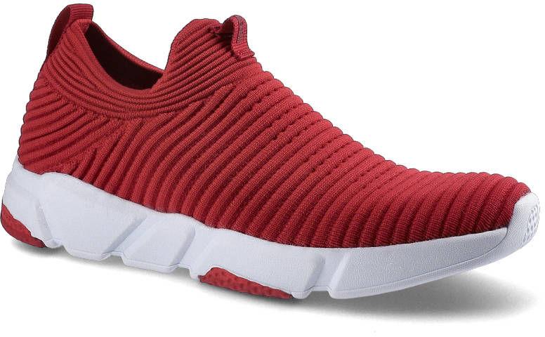 Sneakersy BIG STAR DD274463 Czerwony