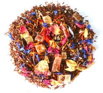 Herbata Rooibos o smaku ananasowym 100g