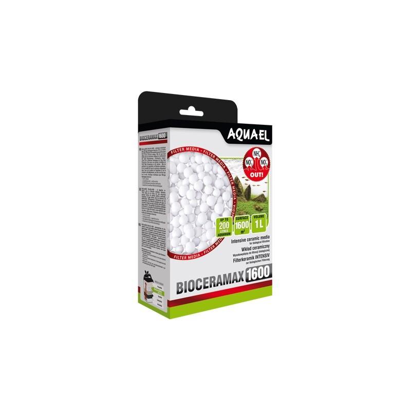 Aquael BioCeraMAX Ultrapro 1600 1L - wkład biologiczny