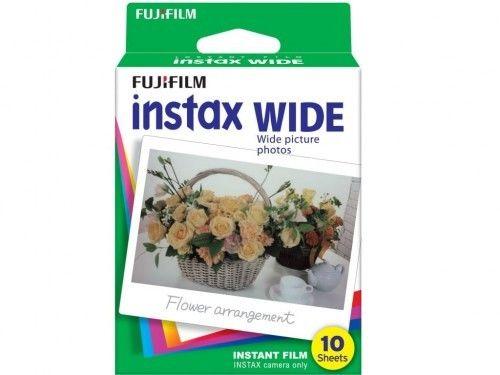 Wkłady Fujifilm Instax Wide (10 sztuk)