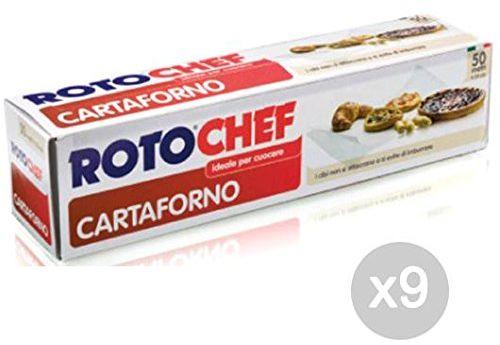 Rotofresh sp-710043-kit piekarnik, papierowy, wielokolorowy
