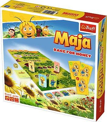 Gra Wyścig po miód - Pszczółka Maja