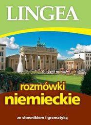 Rozmówki niemieckie ZAKŁADKA DO KSIĄŻEK GRATIS DO KAŻDEGO ZAMÓWIENIA