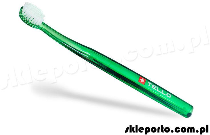 Tello 6240 ultra soft szczoteczka do zębów ultra miękka