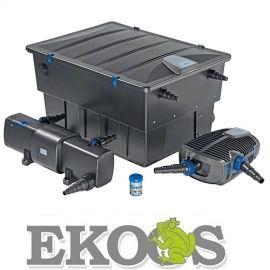BioTec ScreenMatic  Set 60000 OASE (60m3) zestaw filtracyjny do dużego oczka wodnego