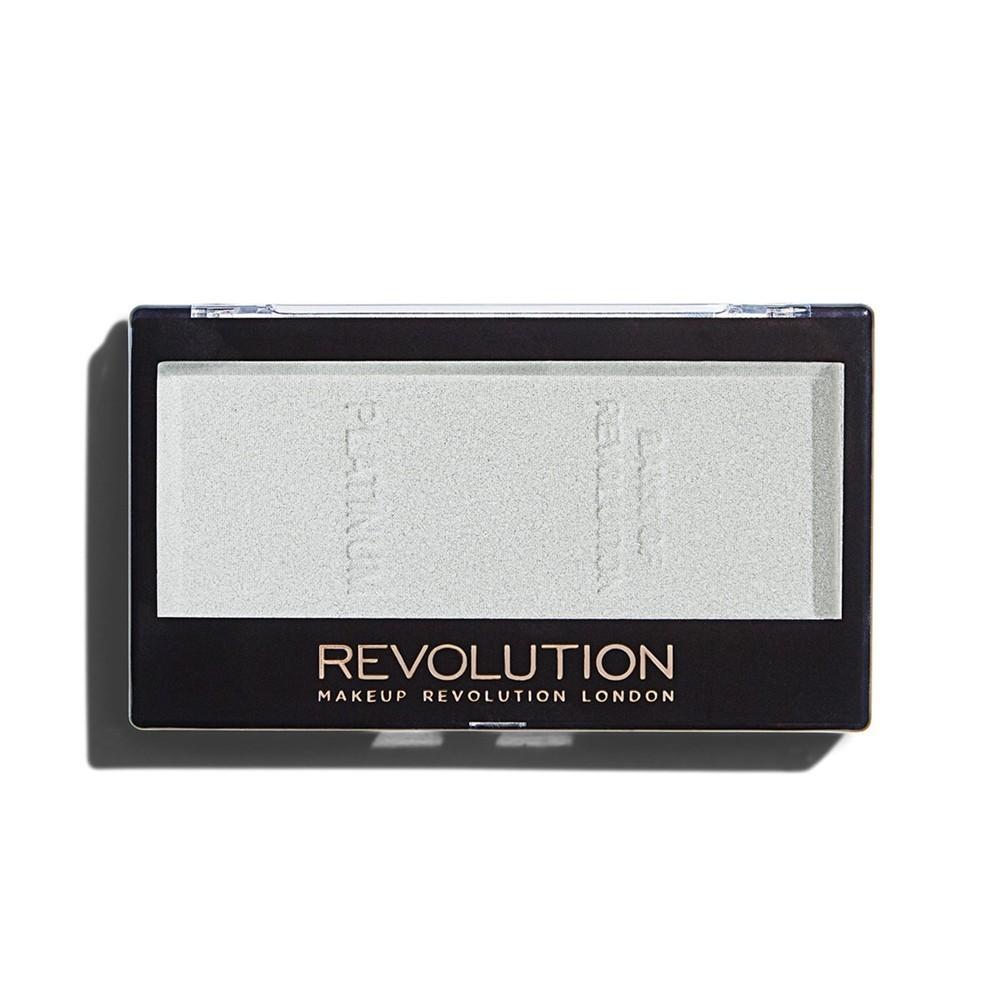 Makeup Revolution Platinum Ingot Highlighter rozświetlacz do twarzy