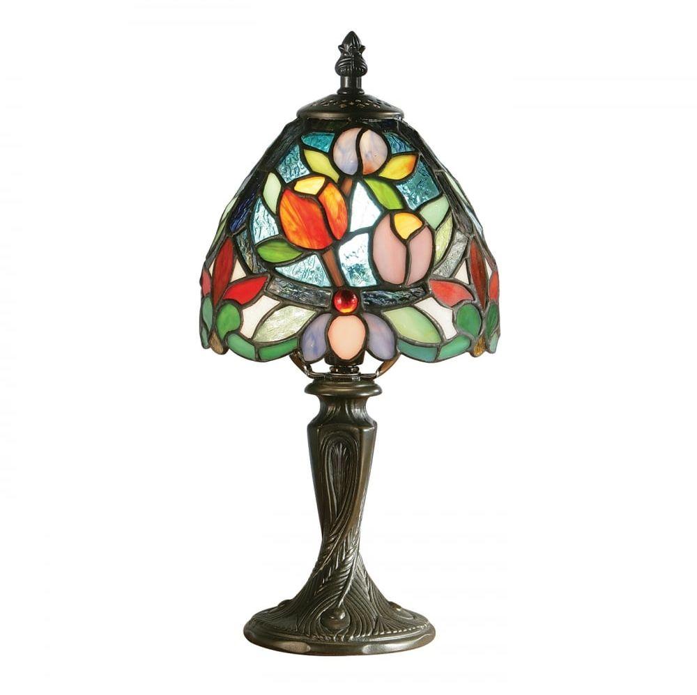Lampa stołowa TIFFANY SYLVETTE - 64331 - INTERIORS 1900  Skorzystaj z kuponu -10% -KOD: OKAZJA