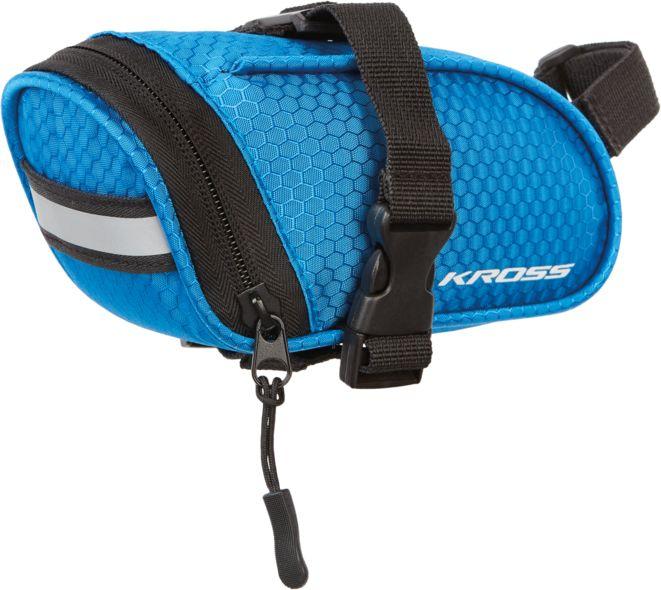 Torba Kross Roamer Saddle Bag L niebieska
