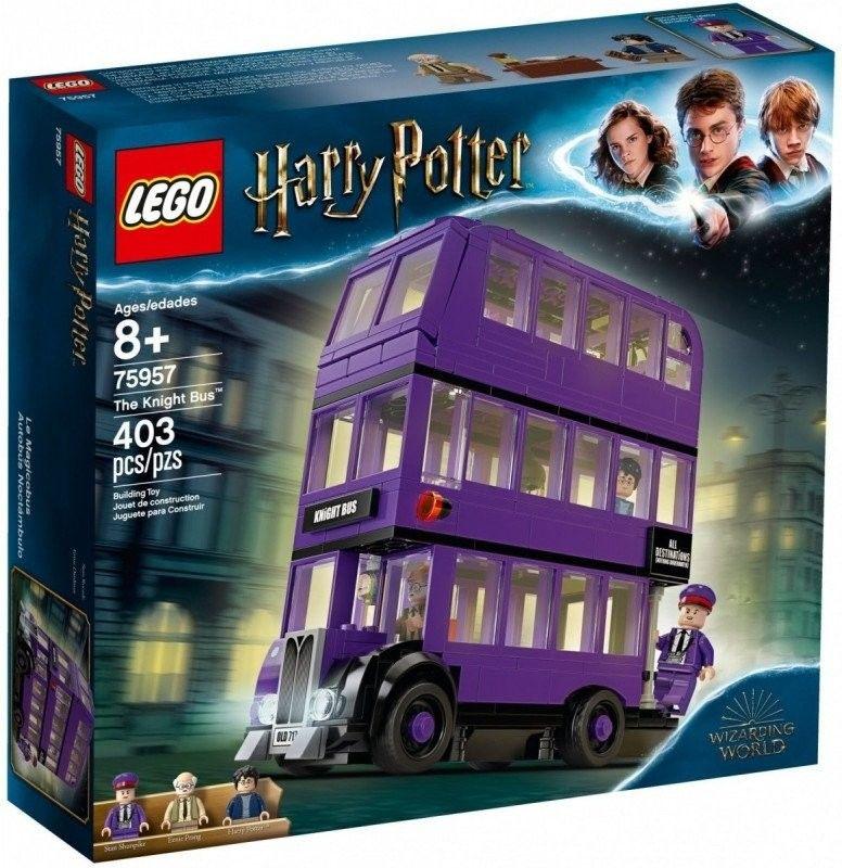 Lego Harry Potter - Błędny rycerz 75957
