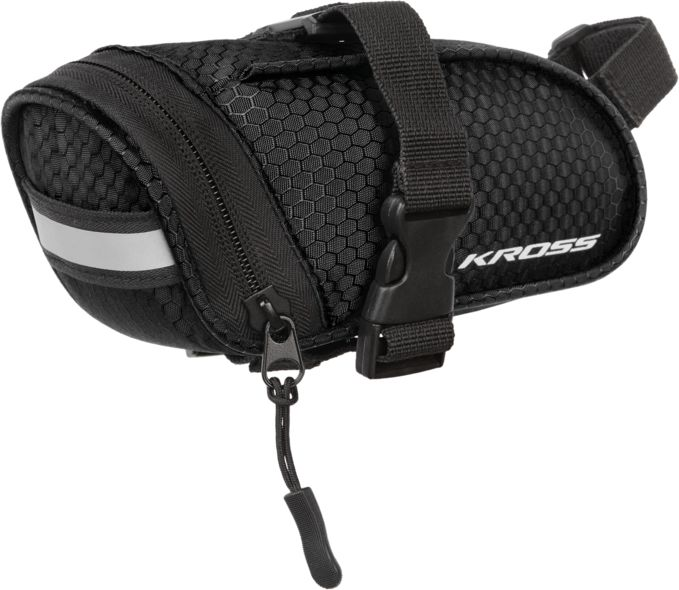 Torba Kross Roamer Saddle Bag L czarna