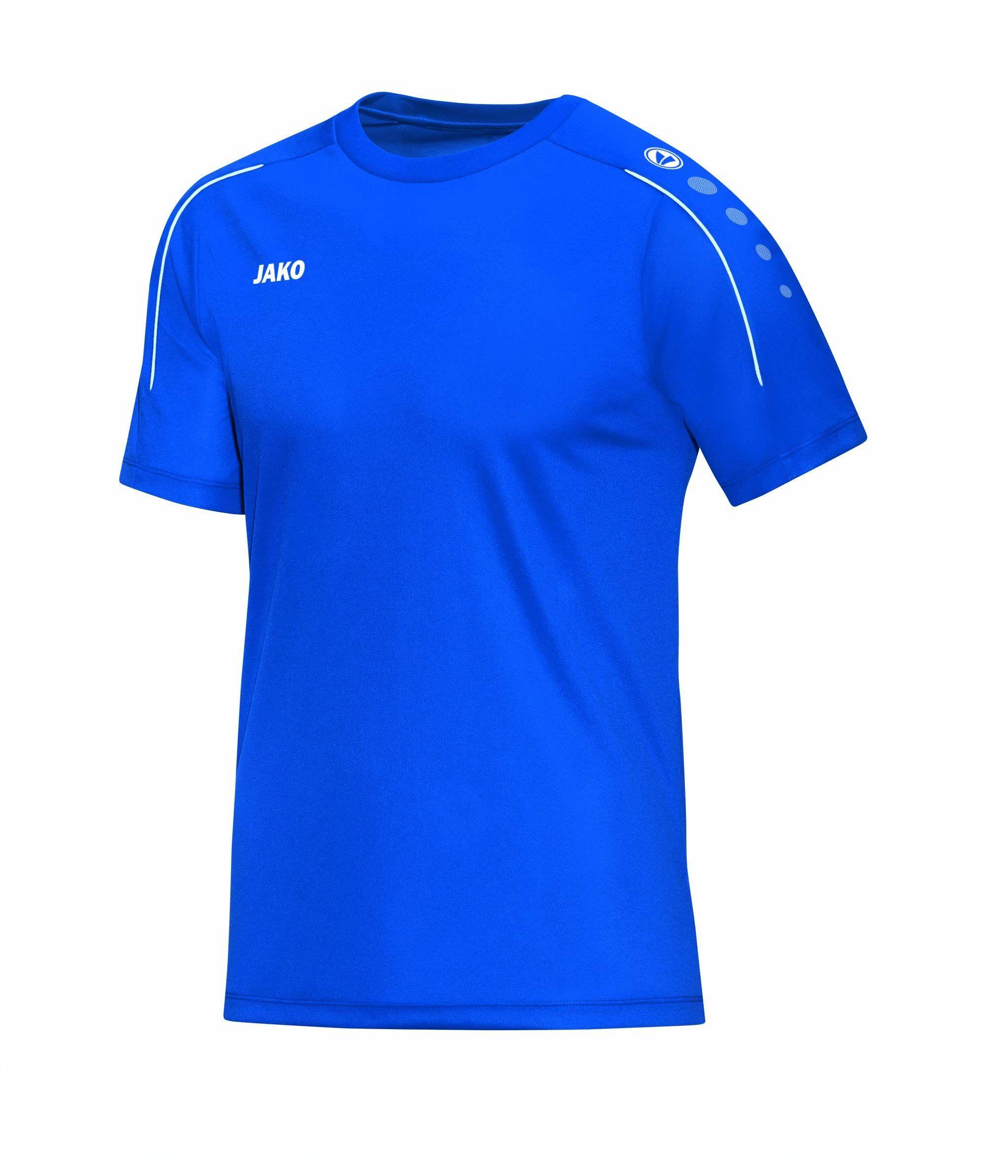 JAKO Classic T-shirt, royal, 152