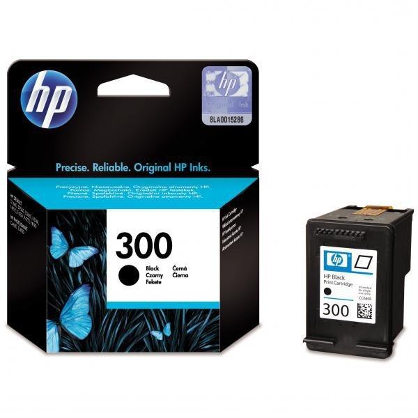 Tusz HP 300 Czarny (CC640EE) DARMOWY TRANSPORT!