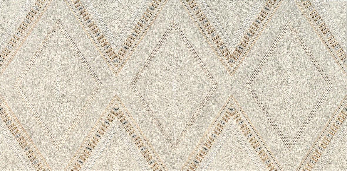 Shagreen White Decor 29,75x59,55