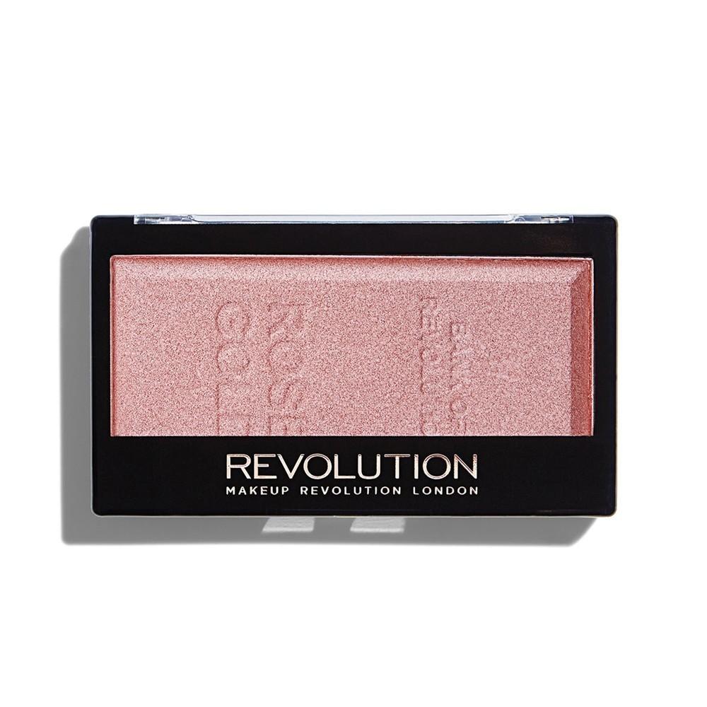 Makeup Revolution Rose Gold Ingot Highlighter rozświetlacz do twarzy
