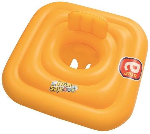 Siedzisko do nauki pływania kwadrat 76 x 76 cm