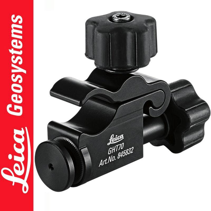 Uchwyt GHT70 na tyczkę lub statyw do kontrolera CS10/15 Leica