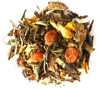 Herbata biała o smaku biała dama 80g