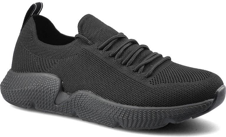 Sneakersy BIG STAR DD274579 Czarny