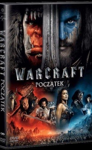 Warcraft Początek Duncan Jones film DVD
