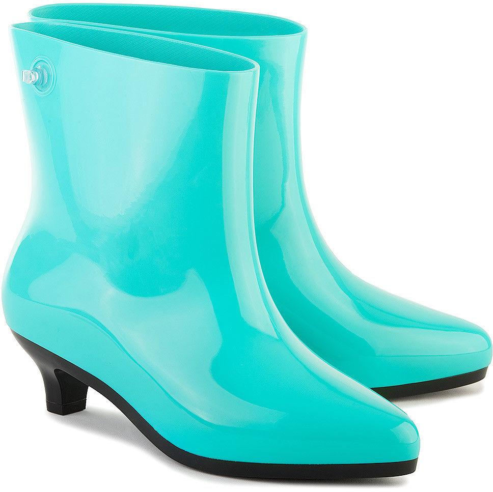 Melissa Ankle Boot + Jeremy Scott - Botki Damskie - 31916 52044