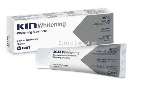 KIN Whitening - wybielająca pasta do zębów 75ml