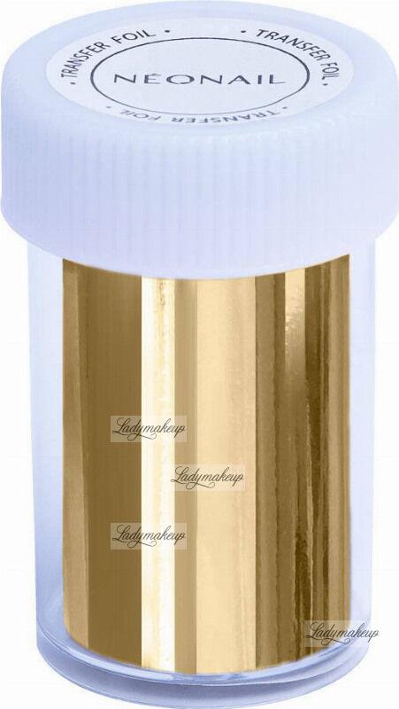 NeoNail - Transfer Foil - Transferowa folia do paznokci - GOLD