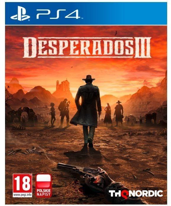 KOCH Gra PS4 Desperados III