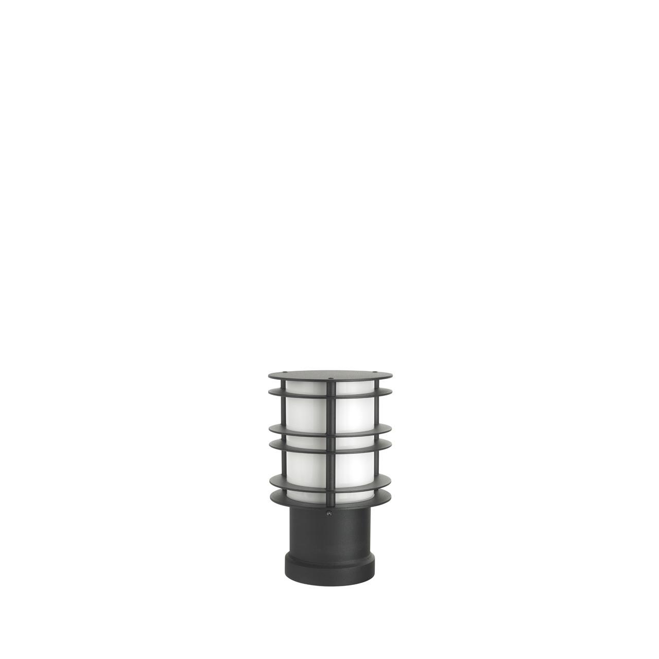 Słupek ogrodowy STOCKHOLM 28CM LED 1268B -Norlys  SPRAWDŹ RABATY  5-10-15-20 % w koszyku