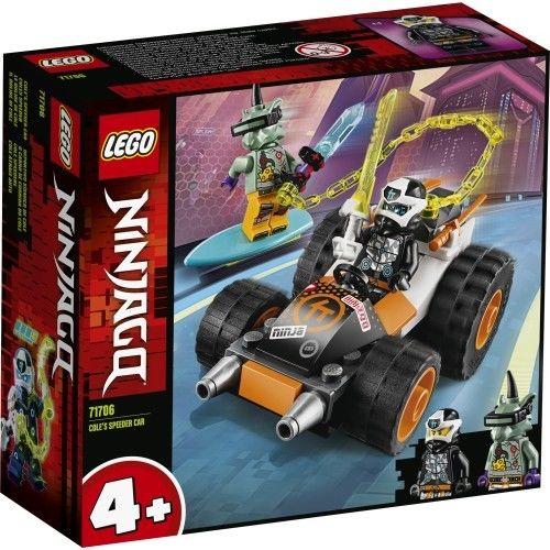 LEGO Ninjago - Samochód Cole''a 71706