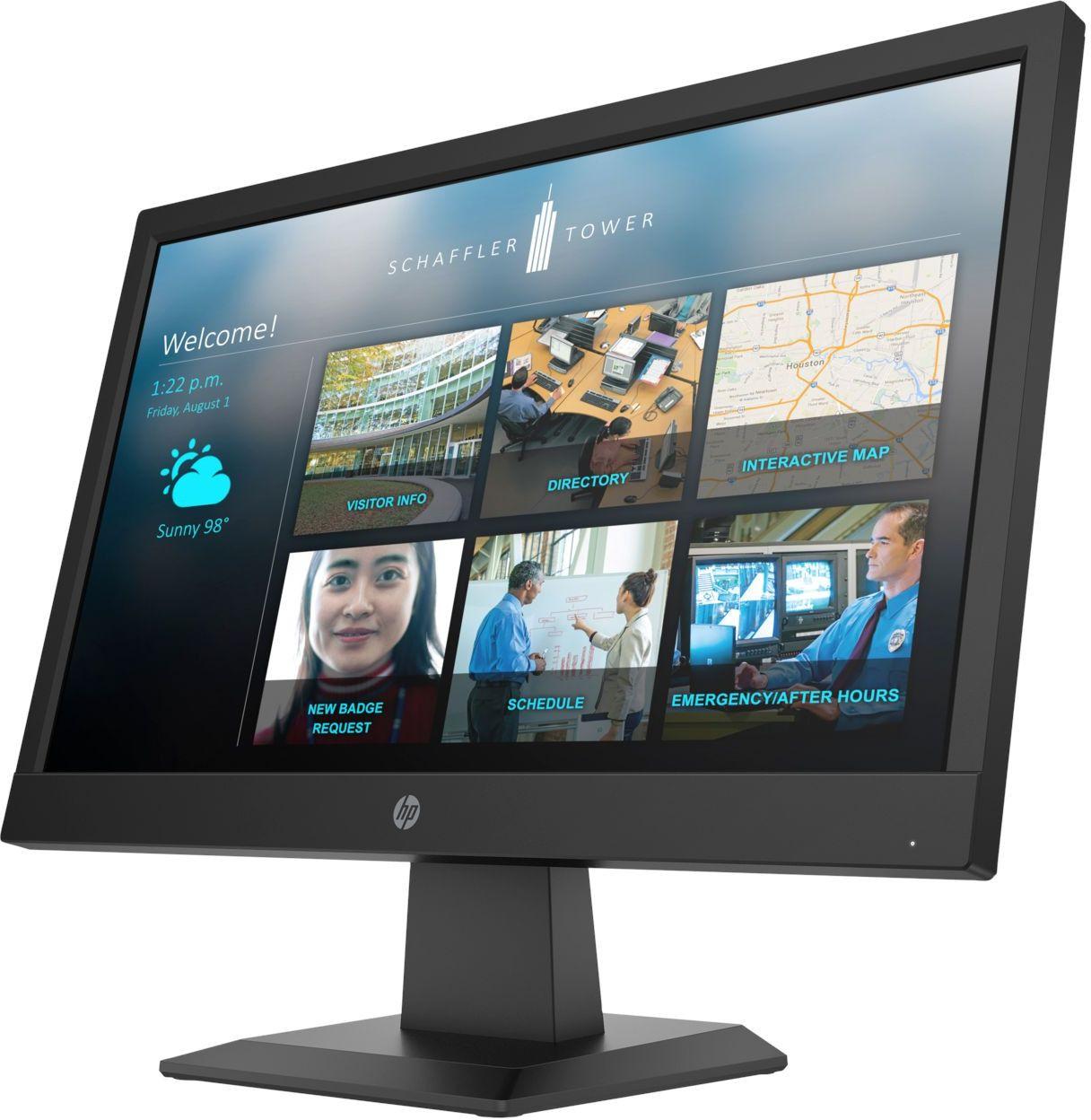 """Monitor LED 18.5"""" P19b G4 HP"""