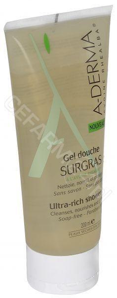 A-Derma Original Care odżywczy żel pod prysznic 200 ml + do każdego zamówienia upominek.
