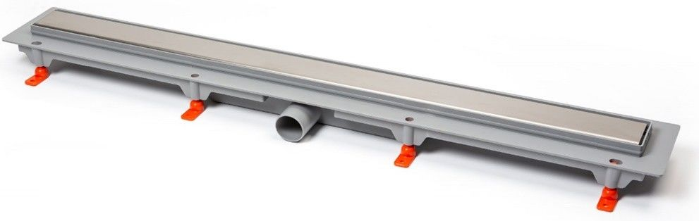 Odpływ liniowy podłogowy 650mm Klasik / Floor połysk