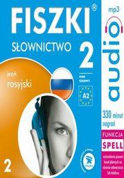 FISZKI audio j. rosyjski Słownictwo 2 - Audiobook.