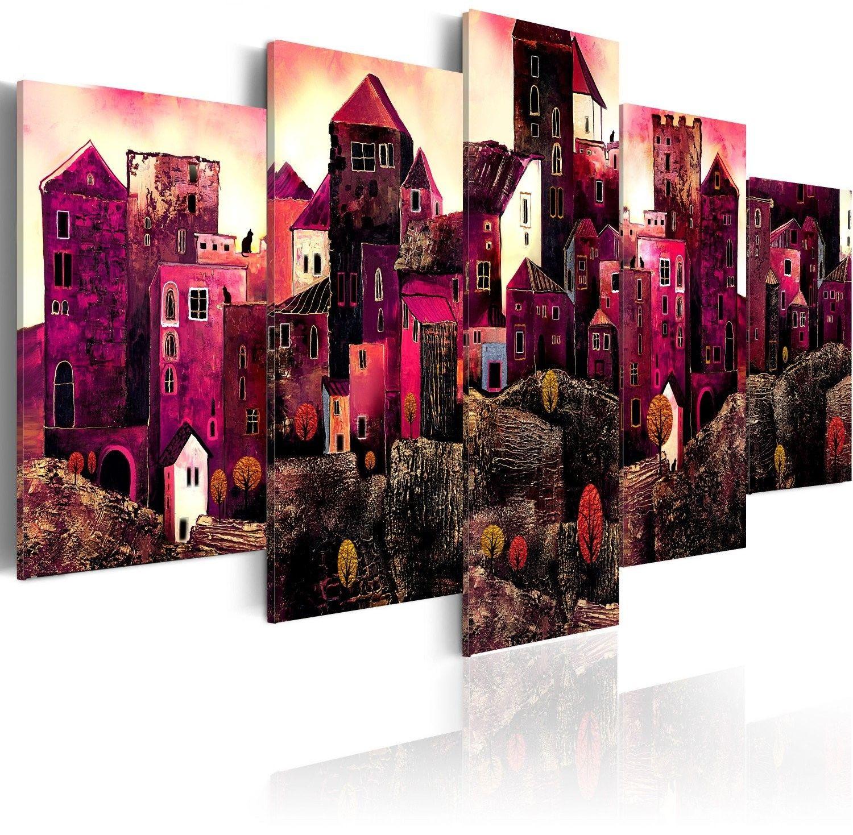 Obraz - miasto snów