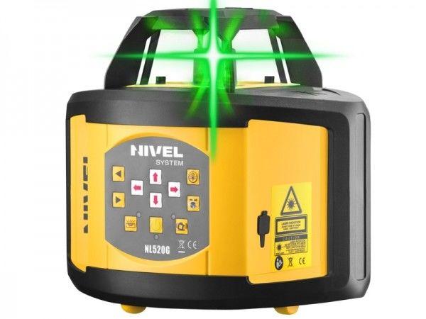Niwelator laserowy Nivel System NL520G