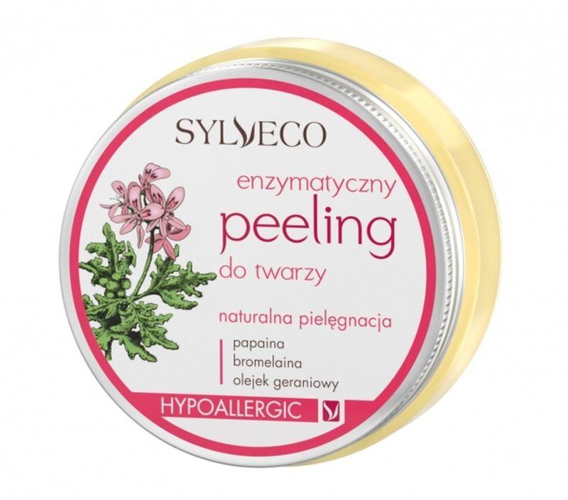 Enzymatyczny Peeling do Twarzy - 75ml - Sylveco