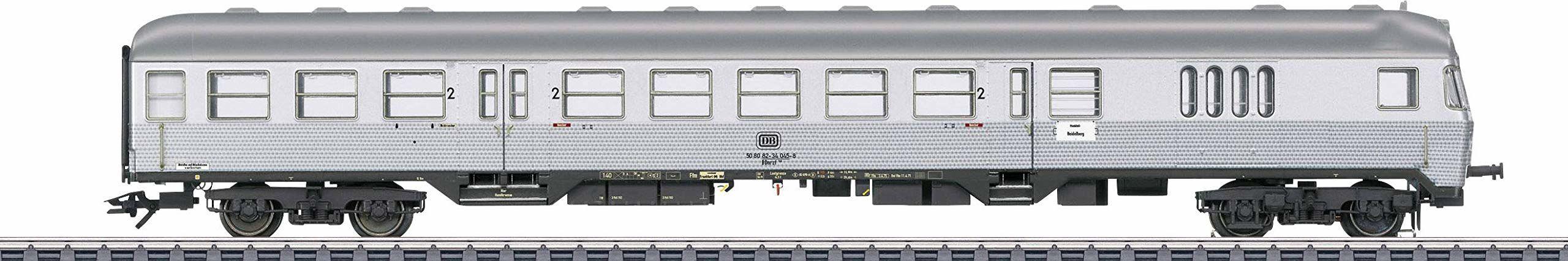 Märklin 43899 klasyk model kolejki sterującej, srebrna, tor H0, wielokolorowy