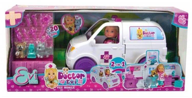 Doktor Evi Ambulans 2w1