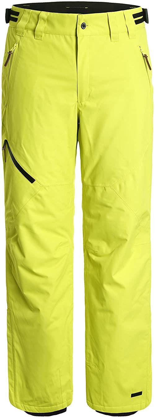 Icepeak Męskie spodnie pikowane Colman, aloe, 54