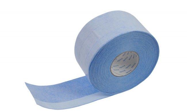 Elastyczna folia do fug okiennych ISO-CONNECT INSIDE FD (COMPLETE DUO) niebieska szerokość 100 mm na całej powierzchni samoprzylepna, z perforacją rod