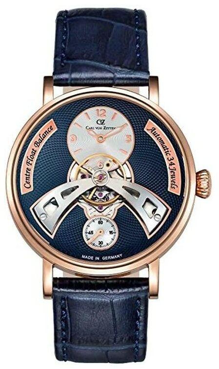 Zegarek CARL VON ZEYTEN CVZ0042RBL