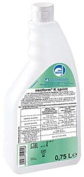 Neoform K Sprint 750ml do szybkiej dezynfekcji powierzchni i urządzeń w obszarze spożywczym