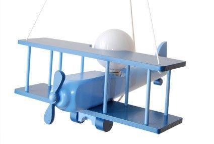 KLIK - Samolot XXL lampka na sufit - NR. 0102.09