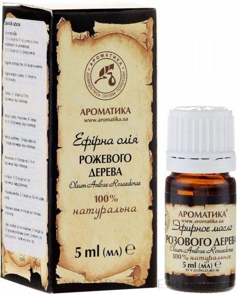 Olejek z Drzewa Różanego, 100% Naturalny, Aromatika